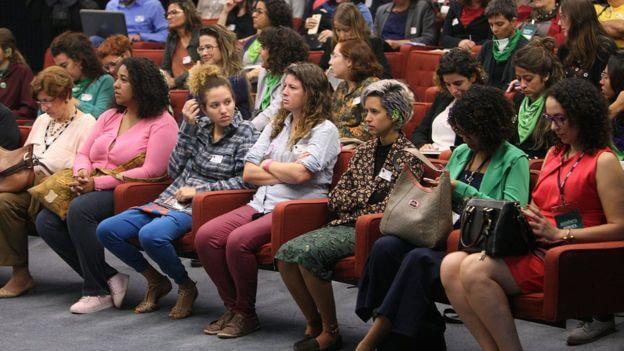 Público aborto