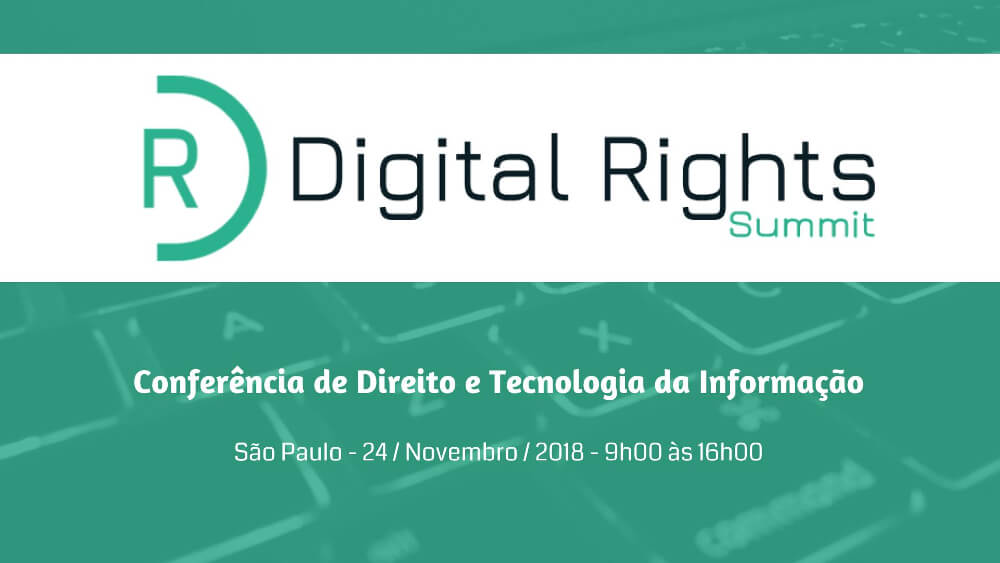 Digital Rights Summit - Facebook event cover