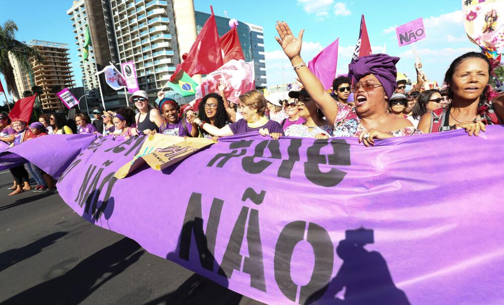 mulheres democracia the political diary