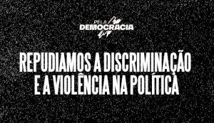 violência democracia the political diary